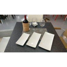 Fuente Rectangular 24,4x11,8cm Belgium 01S1530 E&D (Caja 48 uds)