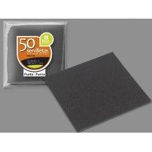 Paquete de 50 Servilletas Punta-Punta de 40x40 cm varios colores disponibles 101 BESTPRODUCT (1 paquete)