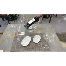 Rabanera Porcelana Blanca 14x9cm PAFT1010 EFG (Caja 24 uds)