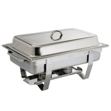 Chafing dish Milan GN-1/1 de 9Ltrs 102x635x318mm K409 (1 ud)