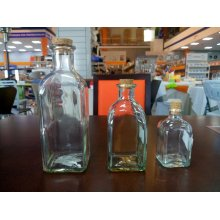 Caja de 12 Botellas Frasca de 10cl 266202114 VIEJO VALLE (caja 12 uds)