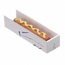 "Pack 200 uds Palas ""Fast Food"" Hot Dog ""Parole"" 18x4,5x4cm 229.84 GDP (1 pack)"