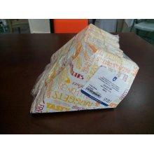 """Pack 200 uds Cucuruchos Fritas """"Parole"""" 22x12'5cm Cartoncillo Blanco 229.54 GDP (OUTLET LIQUIDACIÓN) (1 pack)"""
