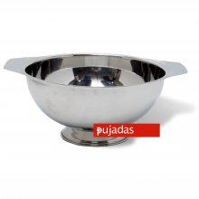 Sopera de 26cm de Acero Inoxidable con base PUJADAS P907.026 (1 ud)