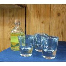 Vaso Licor Boston Shots 3cl TK010143 EFG (OUTLET LIQUIDACIÓN) (Caja 12 uds)