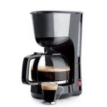 Cafetera de Goteo de 1,25L color Negra 69278 LACOR (1 ud)