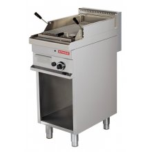 Barbacoa a gas piedra volcánica 7,5kw 425x900x900h mm GGL911 ARISCO