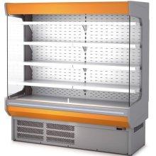 Mural Refrigerado Expositor DOCRILUC Lácteos y Charcutería Fondo 860 de 1220 x860 x2020h mm M-8-125