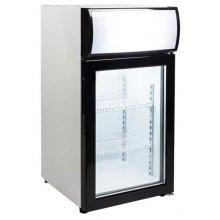 Expositor Sobremesa Congelación 50 litros 1 Puerta de 430 x460 x855h mm FT-50L
