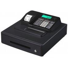 Caja Registradora CASIO SE-S100 con Factura Simplificada CAJÓN GRANDE SE-S100MB-BK