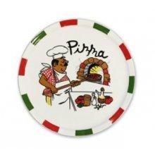 Plato de Pizza Deco 0232 de 30cm 178-0002 ALAR (Caja 6 uds)