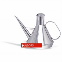 Alcuza Aceite Acero Inox 0.25Lts 334025 Pujadas (1 ud)