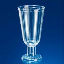 Pack 6 uds Copa Sorbete Poliestireno Cristal Transparente 250ml 103.76 GDP (1 pack)